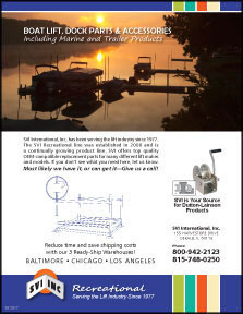 Products - Boat Lift Repair Parts