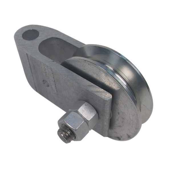 """3"""" Aluminum Pulley Assembly P1000 for Floe 111-00042-00"""