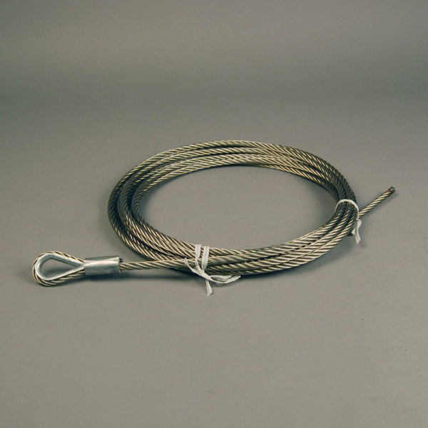 3026-169 Stainless Steel Winch Cable for ShoreStation 3110323 ref