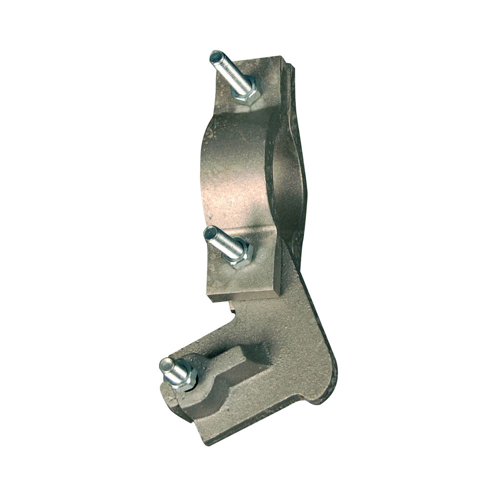 Diagonal Bracket Cast Aluminum