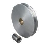 """5"""" Aluminum Sheave for Floe 111-00107-00"""
