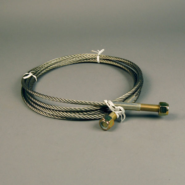 3026-107G Galvanized Level Boat Lift Cable for ShoreStation 3110309 ref