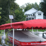 Boat Lift Solar Panel Charging Kit 10 watt / 12 Volt Lake Lite LL-SPCK-10w-12v