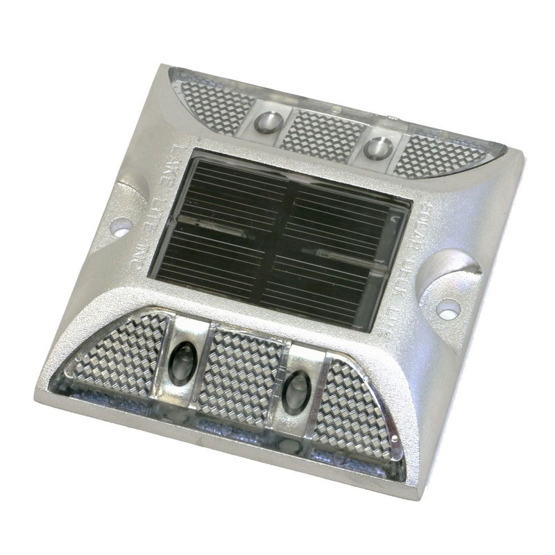 Aluminum Marine Grade Dock & Deck Lights - White Lake Lite LL-SDL-DECK-R