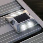 Aluminum Marine Grade Dock & Deck Lights - Amber Lake Lite LL-SDL-DECK-R
