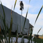 Great Horned Owl Scare Kit for Boat Lift and Docks Lake Lite LL-BLO-OWL
