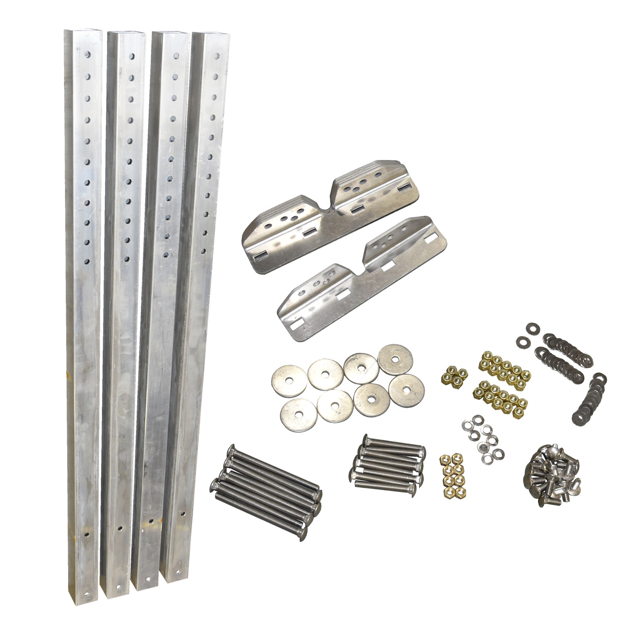 3025-072 ref HA0096 Pontoon Kit for Aluminum Frames Shorestation Lifts