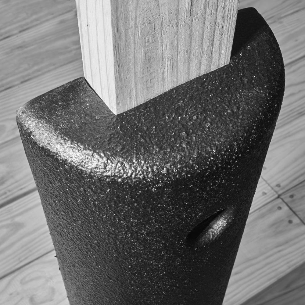 4044-036V Vertical Dock Bumper TPU Polyurethane Foam