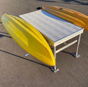 4043-001 SVI Kayak Rack Brackets Dock Mount Pier Mount Set of 4
